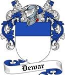Dewar Family Crest, Coat of Arms
