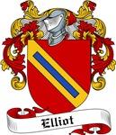 Elliot Family Crest, Coat of Arms