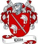 Ellis Family Crest, Coat of Arms