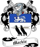 Mackie Family Crest, Coat of Arms