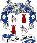 MacNaughton Family Crest, Coat of Arms