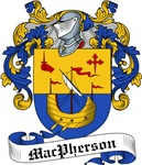 MacPherson Family Crest, Coat of Arms