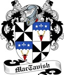 MacTavish Family Crest, Coat of Arms