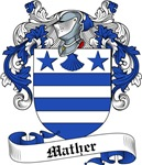 Mather Family Crest, Coat of Arms