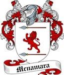 Mcnamara Family Crest, Coat of Arms