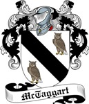 McTaggart Family Crest, Coat of Arms