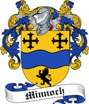 Minnoch Family Crest, Coat of Arms