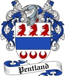 Pentland Family Crest, Coat of Arms