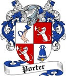 Porter Family Crest, Coat of Arms