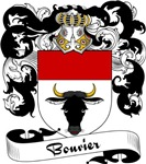 Bouvier Family Crest, Coat of Arms