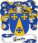 Guerin Family Crest, Coat of Arms