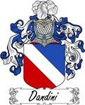 Dandini Family Crest, Coat of Arms