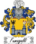 Fumagalli Family Crest, Coat of Arms
