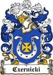 Czernicki Family Crest, Coat of Arms