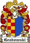Grabowski Family Crest, Coat of Arms