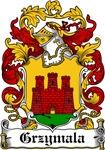 Grzymala Family Crest, Coat of Arms