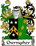 Chernyshev Family Crest, Coat of Arms