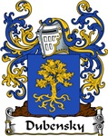 Dubensky Family Crest, Coat of Arms