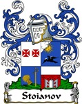 Stoianov Family Crest, Coat of Arms