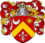 Bon Family Crest, Coat of Arms