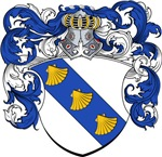 Harting Family Crest, Coat of Arms