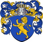 Ley Family Crest, Coat of Arms