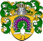 Pauw Family Crest, Coat of Arms