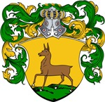Prins Family Crest, Coat of Arms