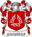 Bradwen Coat of Arms, Family Crest