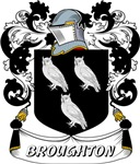 Broughton Coat of Arms, Family Crest