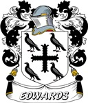 Edwards Coat of Arms, Family Crest