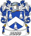 Rudd Coat of Arms, Family Crest