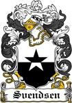 Svendsen Coat of Arms, Family Crest