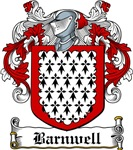 Barnwell Coat of Arms, Family Crest
