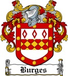 Burges Coat of Arms, Family Crest