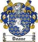 Doane Coat of Arms, Family Crest