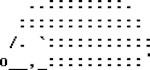 ASCII Shift JIS Hedgehog