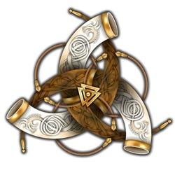 Odin's Triple Horns