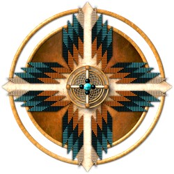 Native American Mandala 02