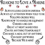 Reasons to love a Marine