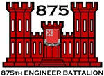 875th Engineer Battalion - Army