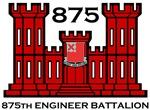 875th Engineer Battalion - Army