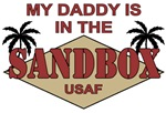 My Daddy is in the Sandbox - USAF