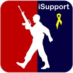 iSupport - Support our Troops yellow ribbon items