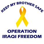 Keep My Brother Safe Operation Iraqi Freedom