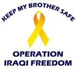Keep My Brother Safe Operation Iraqi Freedom