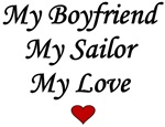 My Boyfriend My Sailor My Love