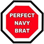 Perfect Navy Brat