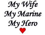 My Wife, My Marine, My Hero