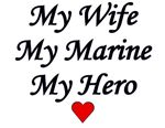 My Wife, My Marine, My Hero